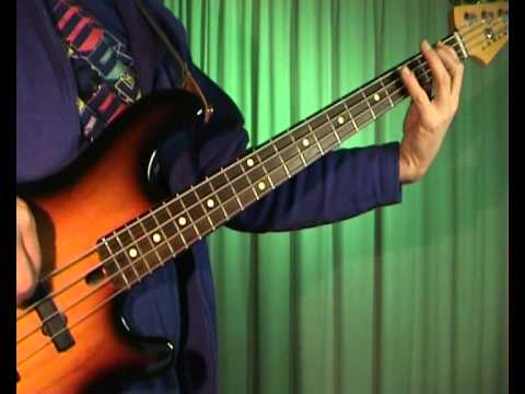 Kool And The Gang - Celebration - Bass Cover