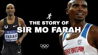The Story Of Sir Mo Farah The Legend Of Long Distance Running