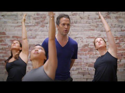 "60min. Power Yoga ""Happy Hour"" with Travis Eliot"