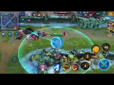 Heroes Arena- Sylvis cân team như thái thịt!