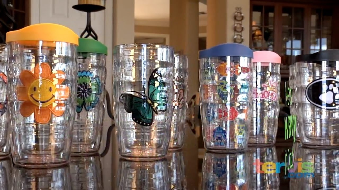 Tervis Wavy Tumbler Custom Tervis Tumbler By Promotions Now Youtube