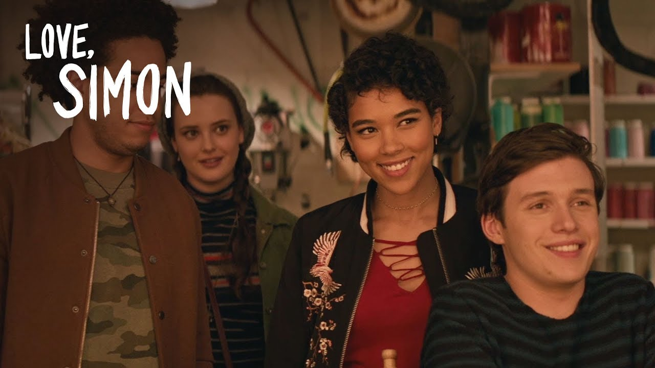 Love, Simon | Inside Out | 20th Century FOX