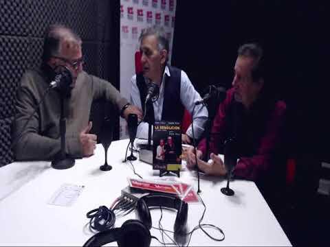 """""""Mano a mano con Monserrat"""" con Ruben Stella y Edgardo Nieva."""