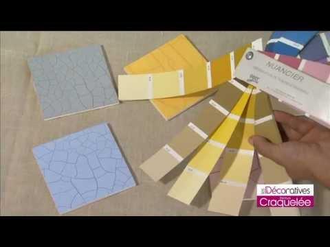 donner un effet craquel votre peinture youtube. Black Bedroom Furniture Sets. Home Design Ideas