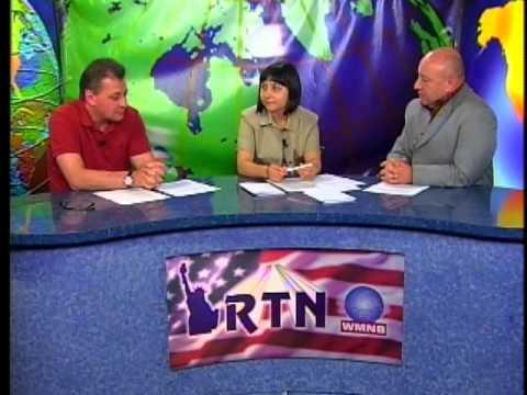 Пресс-клуб с Геннадием Кацовым на RTN WMNB