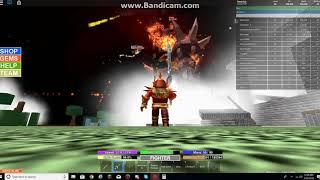 Roblox Field Of Battle: Collecting Dragon Bone In Demon Round