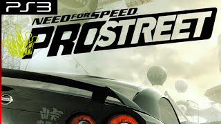 Playthrough [PS3] Need for Speed: Pro Street - Part 1 of 2