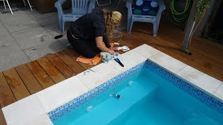 Nicole builds a swimming pool – Last episode