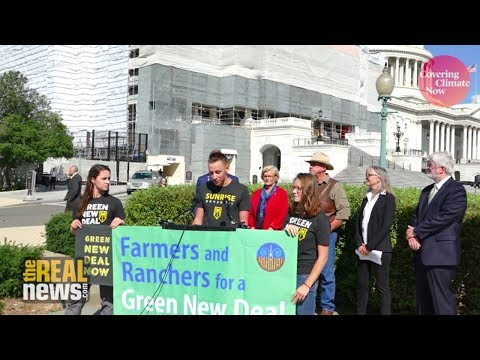 10,000 Farmers and Ranchers Call on Congress to Pass Green New Deal