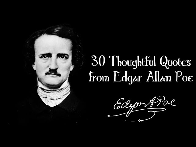 comparison of edgar allen poes the tell Buy comparison of edgar allan poe' stories essay paper online in the works of edgar allan poe imagination coexists with a sharp analytical gift as a romanticist, poe valued the mysterious feeling.