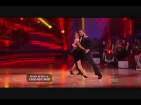 Evan Lysacek & Anna Trebunskaya Argentine Tango