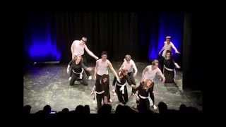 Performing Arts NI Competition - Group Dance - Act #4 Shadows - NRC