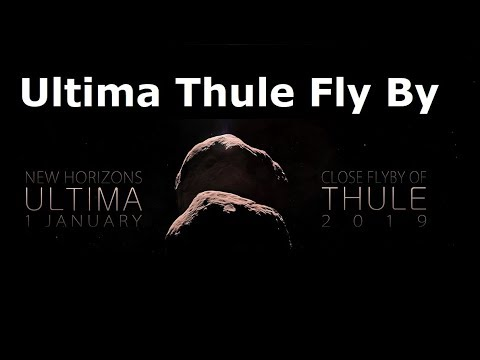 Exploring Ultima Thule - An Ancient Tiny, Planetessimal On The Edge Of Our Solar System