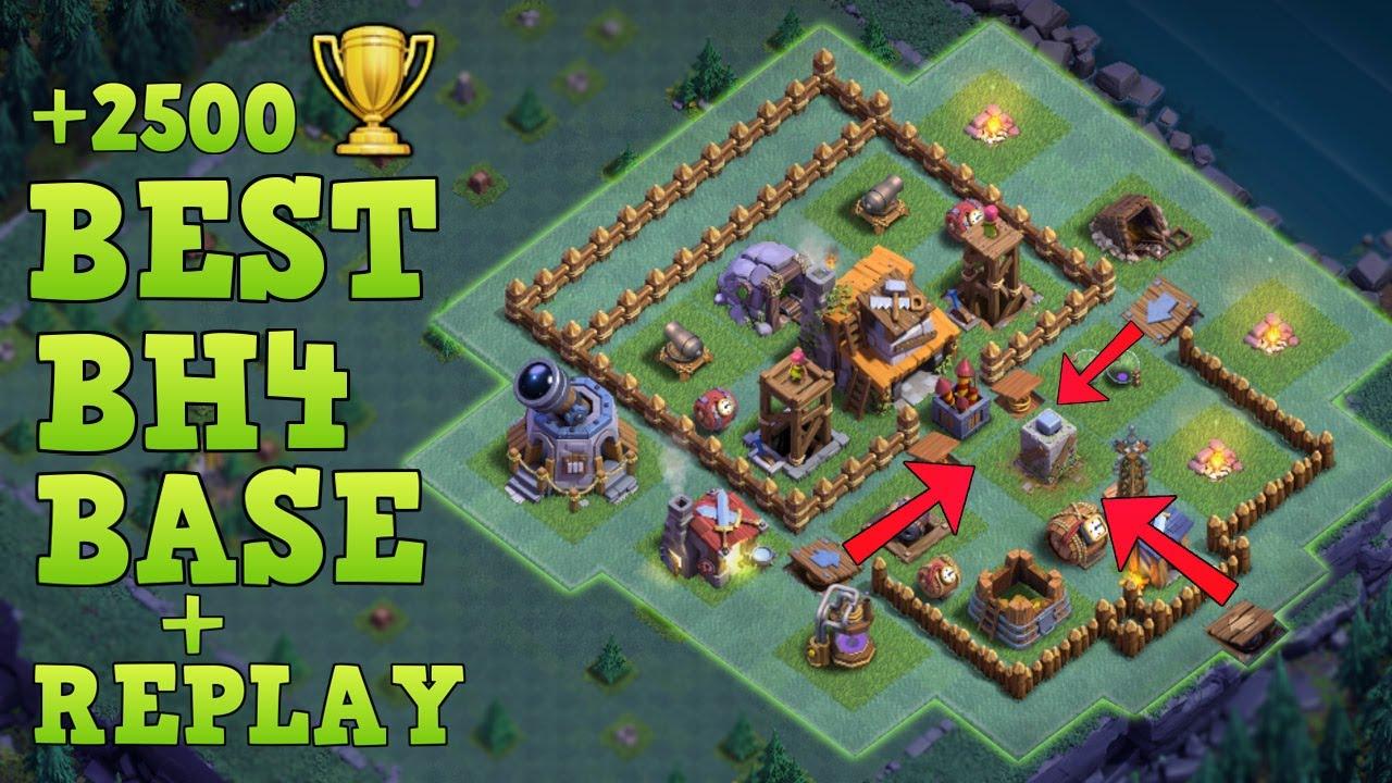 Builder Base Th 4 Best Defence 1
