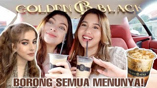 SELALU SOLD OUT, GOLDEN BLACK COFFEE TASYA FARASYA SEENAK ITU?? Ft. @Sarah Keihl