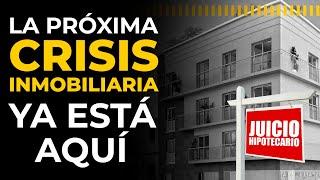 Crisis Inmobiliaria e Hipotecaria 2021