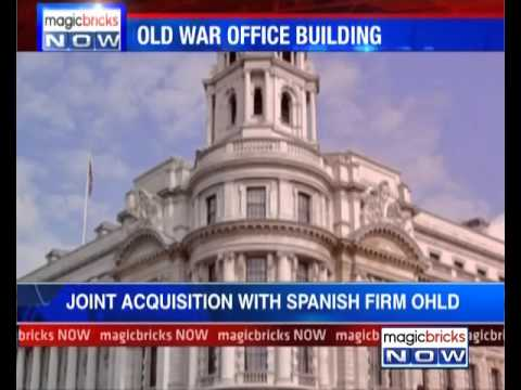 Hinduja Group acquires London's War Office Building - The News
