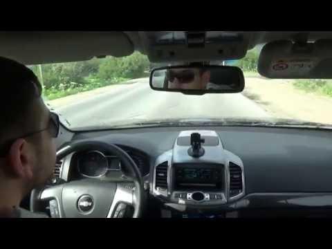 Chevrolet Captiva 2014г.в. Откровенный хлам!!!