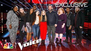 These Are the Top 10 - The Voice 2018 (Digital Exclusive)