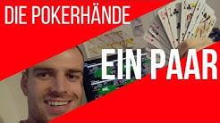 Poker ein Paar - Pokerhände bei Texas Holdem [Regeln lernen deutsch Video]