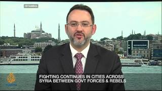 Inside Syria - Is the balance of power shifting in Syria?