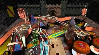 Dream Pinball 3D - Knight Tournament