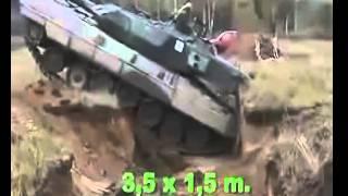 Der Panzer und der Graben