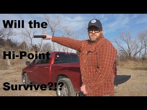 Will A Hi-Point JCP .40 Survive 1000 Rounds?!?