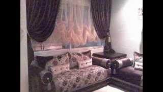 omrani decor salon beldi salon europen chambre  coucher 212662658574