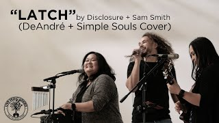 """LIVEMUSICHAWAII.COM presents: """"Latch"""" by Disclosure & Sam Smith (cover by DeAndré + Simple Souls)"""