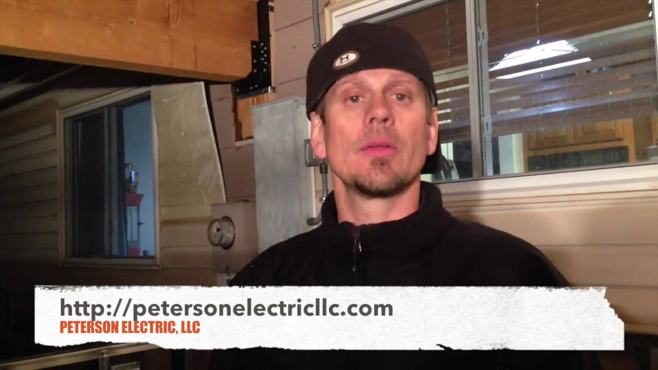 Faulty Electrical Wiring D Youtube