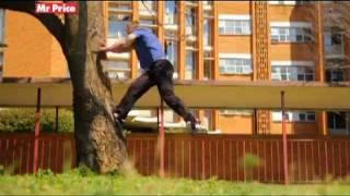 Mr Price Sport - Parkour & Freerunning mini documentary