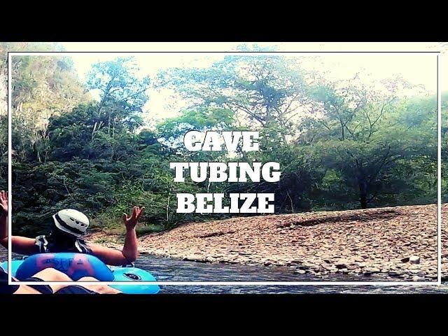 CAVE TUBING IN BELIZE: Adventuring Through the Mayan Underworld