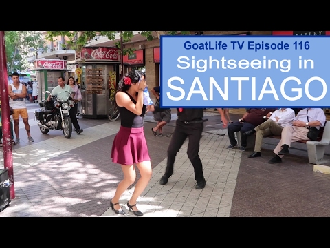 Sightseeing in Santiago Chile