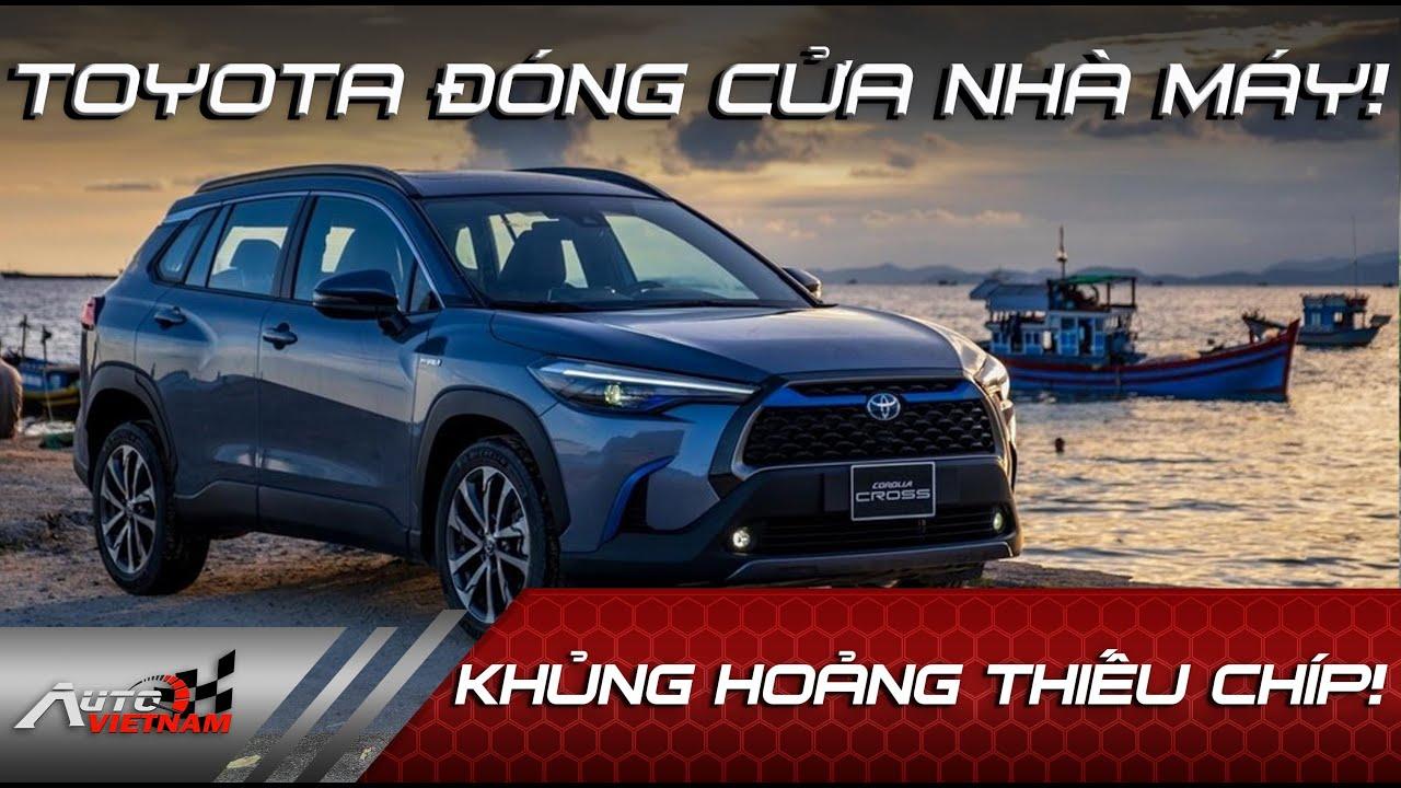Đóng cửa nhà máy ở Thái Lan, Toyota Corolla Cross, Fortuner khan hàng - News 43.