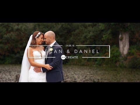 Megan & Daniel Wedding Film | Oldwalls Gower