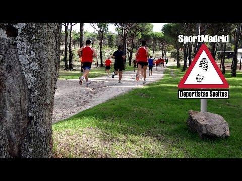 XXI Carrera Memorial Bomberos Comunidad De Madrid