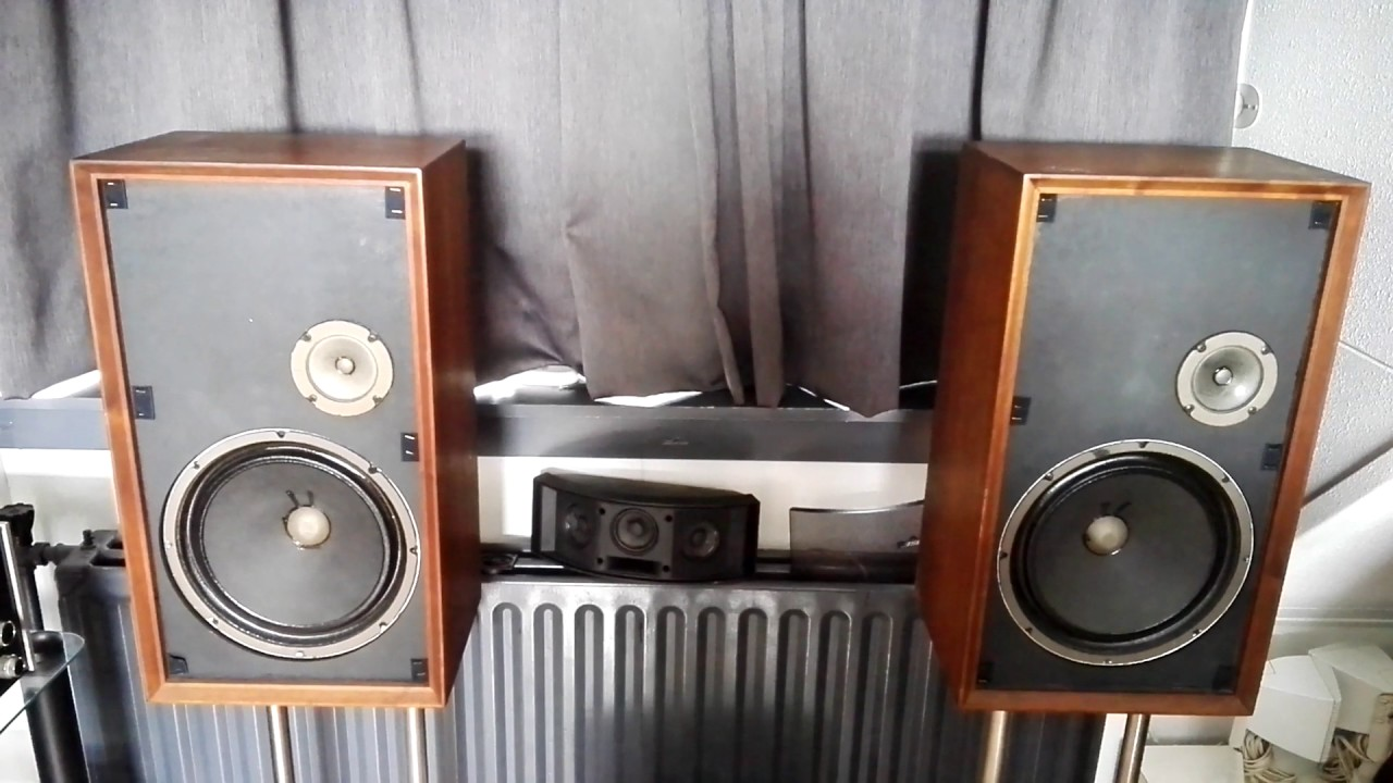 Altec Lansing 893b Corona Vintage Speakers