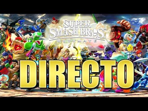 🔴¿DÓNDE ESTÁ EL JOKER?!! Super Smash Bros Ultimate!! (Switch) en Directo! thumbnail