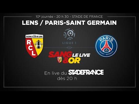 Lens - Paris St Germain