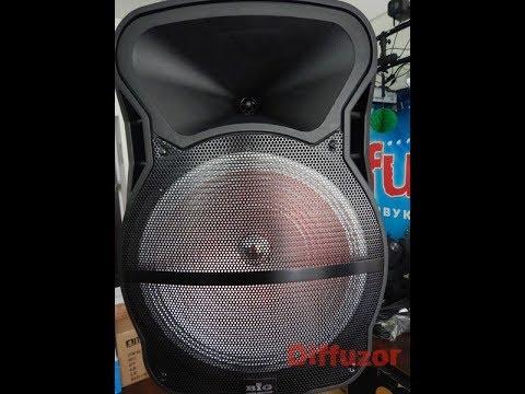 Активная автономная акустическая система BIG350BAT Diffuzor.com.ua