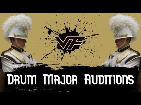 Vallivue High School 2020 Drum Major Auditions