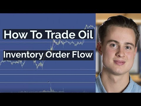 How To Trade Oil Inventory Order Flow – Price Ladder Trading | Axia Futures