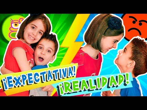 HERMANOS: Expectativa VS Realidad ¿Es tan bonito tener hermanos?