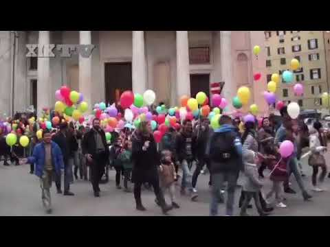 Genova   Marcia della Pace della Comunità di Sant'Egidio a Genova  Liguria  eventi  Il Secolo XIX
