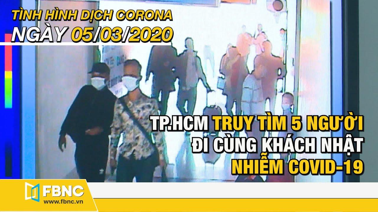 Tin tức dịch corona mới nhất hôm nay ngày 5 tháng 3,2020 | Cập nhật dịch Covid-19