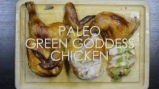 Paleo Green Goddess Chicken