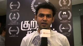 Actor Sai Rajkumar Speaks at Kuttram Kadithal Movie Songs Release