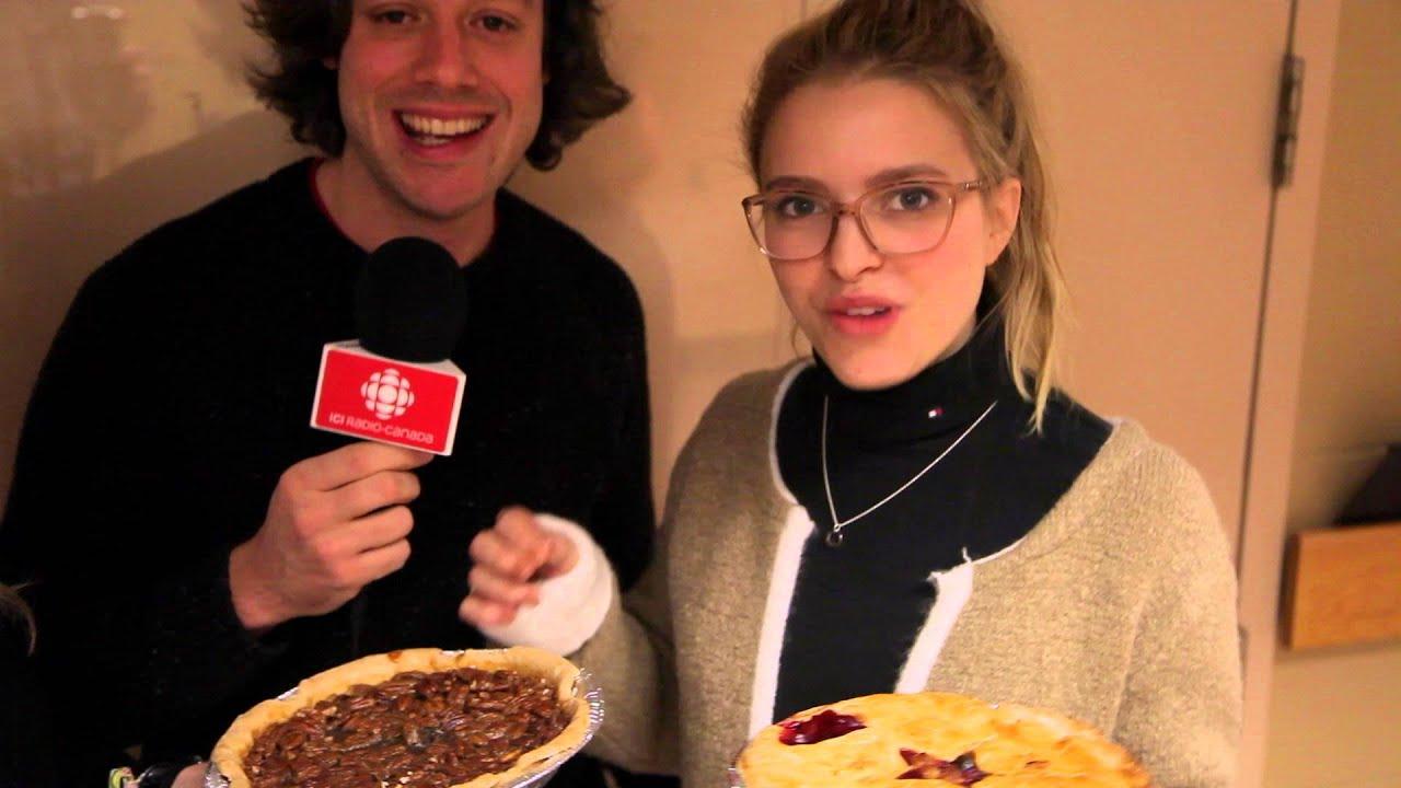 Léane Labrèche-Dor et Mickaël Gouin surprennent Sarah-Jeanne Labrosse #1