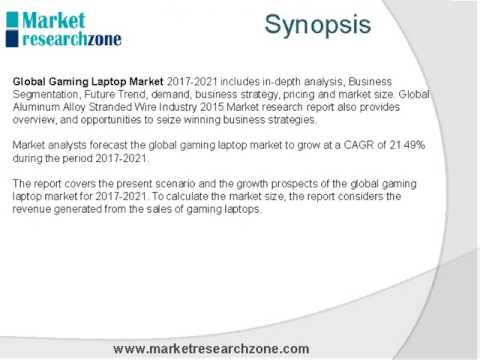 Global Gaming Laptop Market